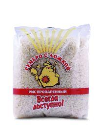 Рис пропаренный